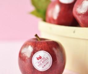 Video: creatief met appel