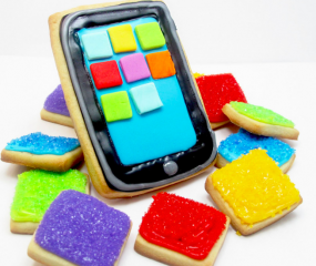 iPad cookie