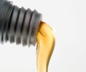 Honing in een tube