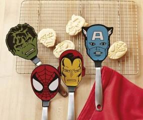 Superhelden pannenkoeken