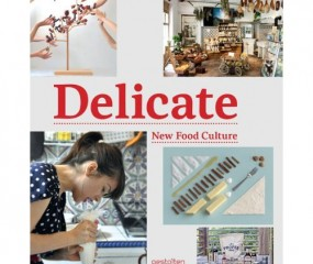 Mooi culinair boek: Delicate