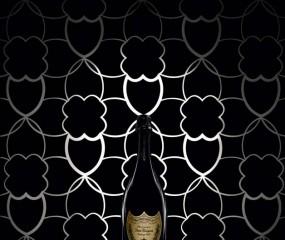 Dom Pérignon Shield Box Limited edition