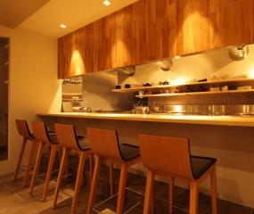 Restaurant Kurogane in Hiroshima