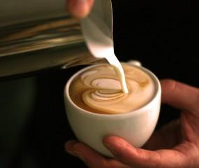 Trakteren koffie: een echte traktatie