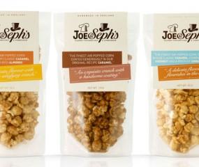 Popcorn in bijzondere smaken