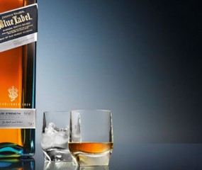 Exclusieve Johnnie Walker's Blue Label