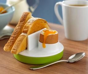 Mooi duo: eieren & toast