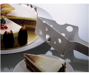 Handig taartmes