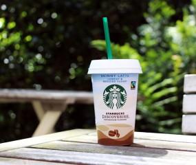 Culy ontdekt... Starbucks Skinny Latte to-go uit de supermarkt