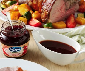 Cranberry compote van Ocean Spray