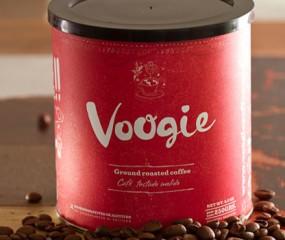 Mooie koffiebonen van Voogie Coffee