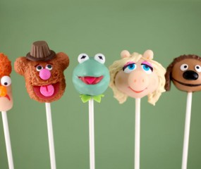 The Muppets cakepops