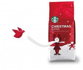 Starbucks luidt het feestdagenseizoen in!