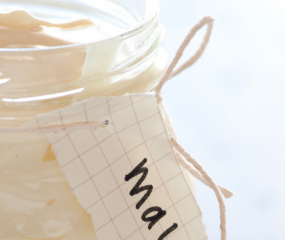 De allerlekkerste homemade mayonaise