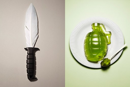 Harmless-Weapons