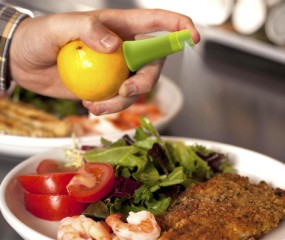 Maak een spray van je citroen of limoen