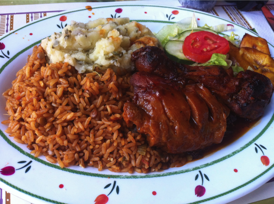 Culy cura ao deel iii - Centraal eiland om te eten ...