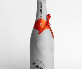 Zarb Champagne loves Orange Babies