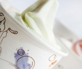 Frozen yoghurt uit Jakarta