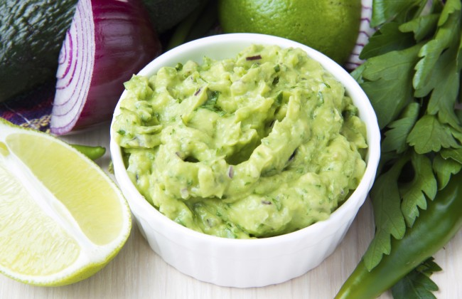 Culy's favoriete easy guacamole recept