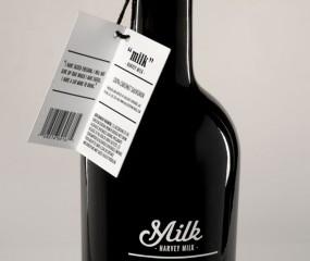 Is dit nu wijn... of melk?