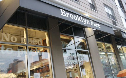 Brooklyn Fare in New York