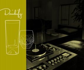 Cocktailrecept bij je favoriete muziek