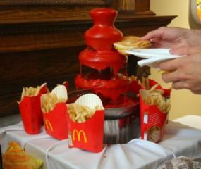 De ketchupfontein