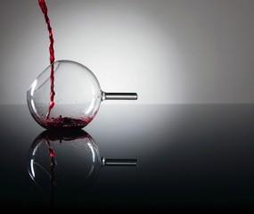 Zeer bijzondere wijnglazen