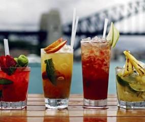 iPhone app: Cocktail Flow