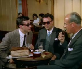 Londense koffiehuizen in de jaren '50 en '60