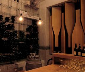 Prachtig wijnrestaurant in Praag