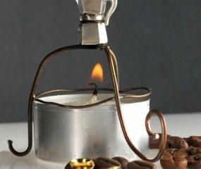 's Werelds kleinste espressomaker