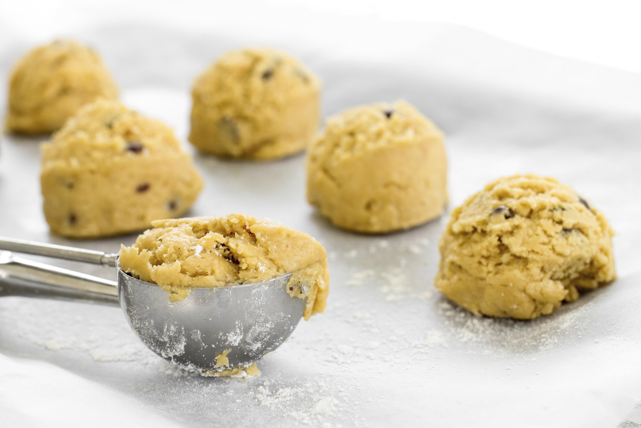 recept om koekjes te bakken