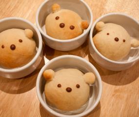 Cute berenbroodjes