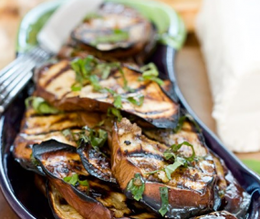 Hoe grill je aubergine perfect?