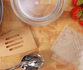 Video: koken met gelatine