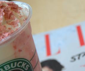 Starbucks stopt met insecten in frappuccino