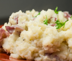 Laura Vitale's Roasted Garlic Mashed Potatoes