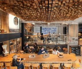 Culy ontdekt Starbucks aan het Rembrandtplein