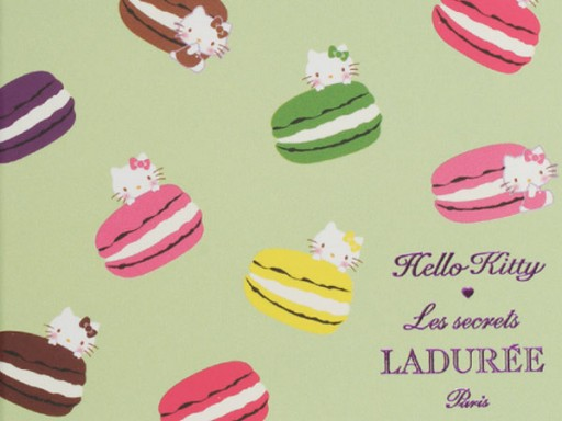 hello-kitty-laduree-print