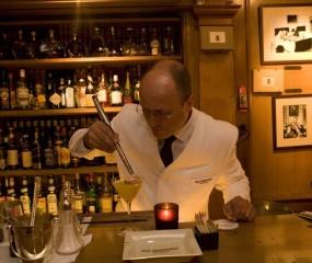 De wereld van barman van Le Ritz Paris