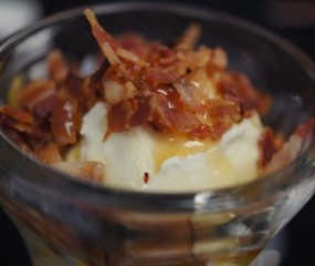 Burger King zet Bacon Sundae op de kaart