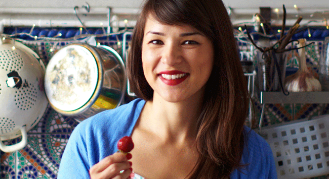 Super inspirerend: Rachel Khoo van The Little Paris Kitchen