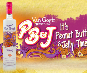 Peanut Butter & Jelly Vodka