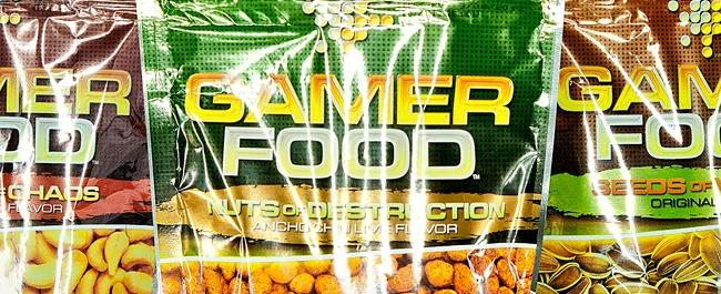 Food voor 24/7 gamers
