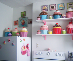 Die hard cupcake lover