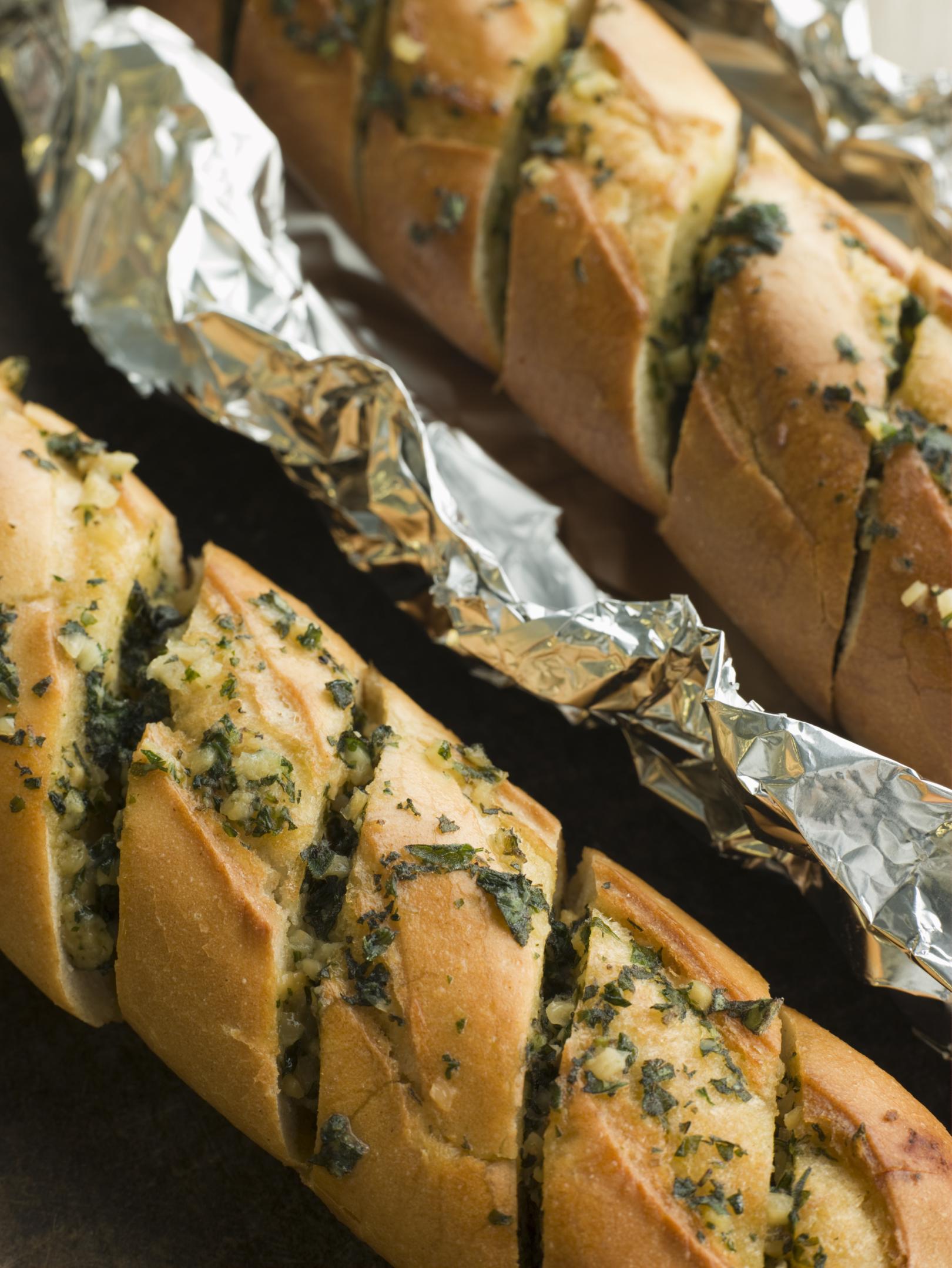 Zelf supersnel het allerlekkerste knoflookbrood maken for Ladenblok zelf maken