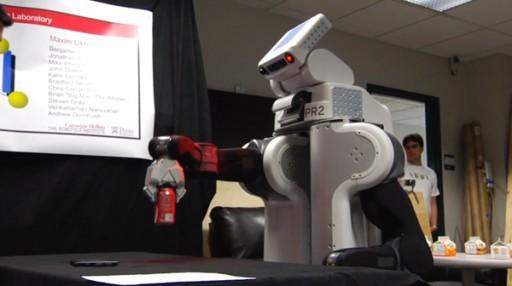 RobotBartender