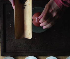 Louis Vuitton filmpje: The Art of the Tea Ceremony